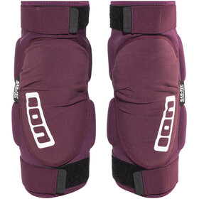 ION K_Pact Knee Protectors combat red